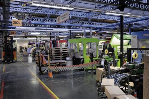 L'entreprise Pocheco repense le bien-être au travail, entre autres par l'ergonomie de ses ateliers